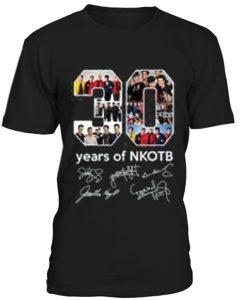 30 YEARS T-Shirt BC19