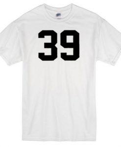 39 T-shirt BC19