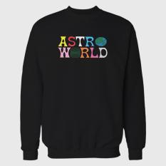ASTROWORLD Crewneck Sweatshirt