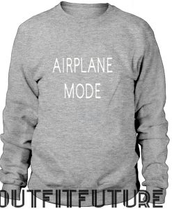 Airplane mode - Sweatshirt