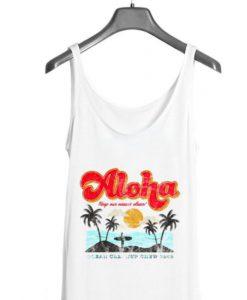 Aloha Tank top BC19