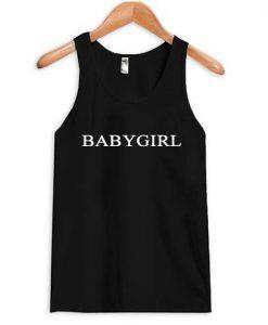 Babygirl Tank Top Unisex BC19