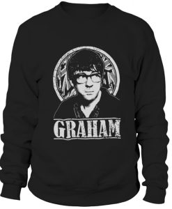 Blur Graham Coxon Tribute sweatshirt BC19