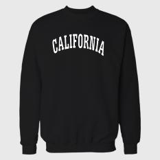 CALIFORNIA Graphic Print Unisex Sweatshirt