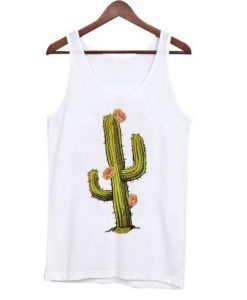 Cactus Tank Top BC19
