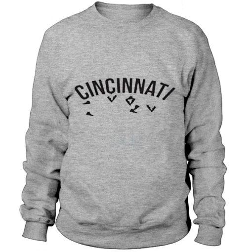 Cincinnati - Sweatshirt