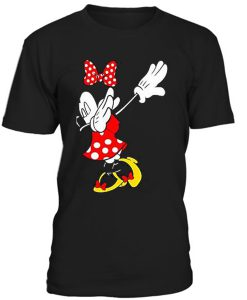 Dabbing Minnie T-Shirt