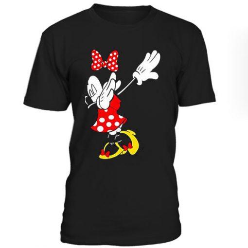 Dabbing Minnie T-Shirt