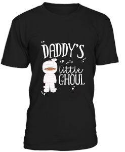 Daddys Little Ghoul T-Shirt BC19