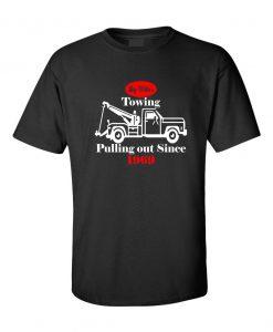 Funny Tow truck Shirts, funny dirty joke T-Shirt BC19