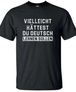German Gift German Teacher Gift T-Shirt BC19