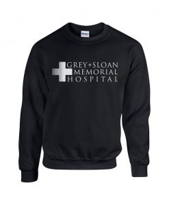 Grey Sloan Memorial SWEATSHIRT BC19