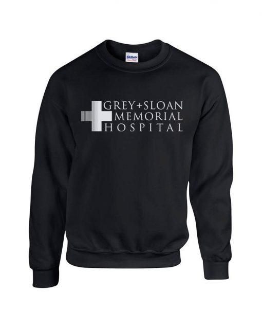 Grey Sloan Memorial SWEATSHIRT BC19