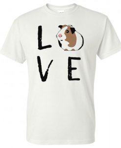 Guinea Pig Gift, Guinea Pig T-Shirt BC19