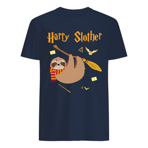 Harry Potter Harry Slother T-shirt Bc19