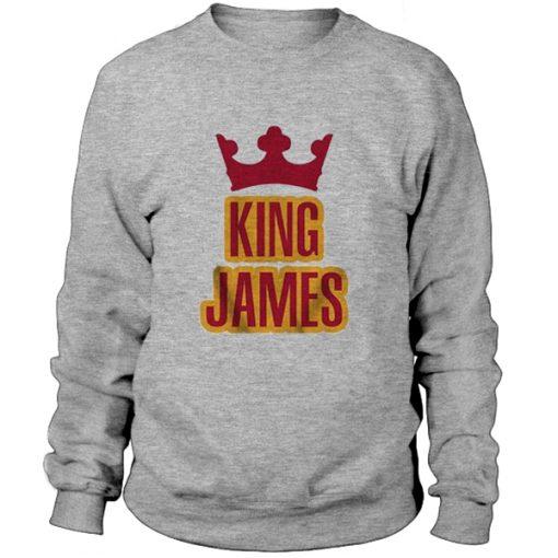 King James Sweatshirt BC19