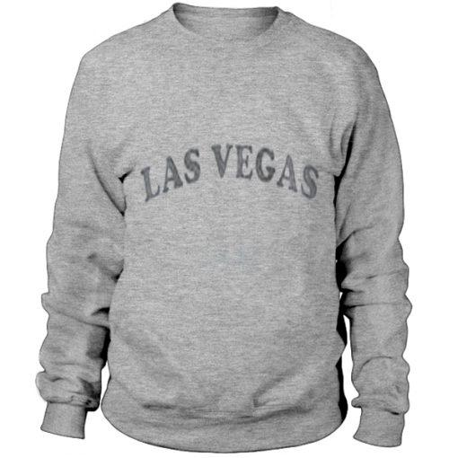 Las vegan - Sweatshirt