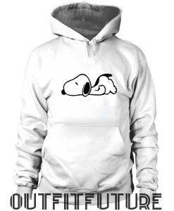 Lazy Snoopy Hoodie