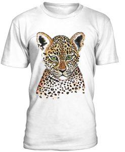 Leopard Womens T-Shirt