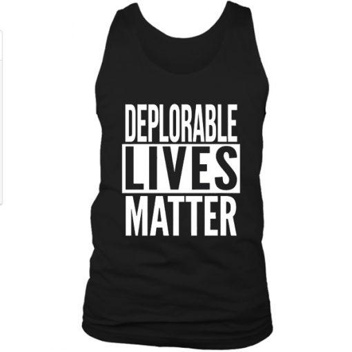 Lives Matter Tanktop