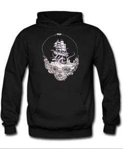 Lost sailor..Grateful Dead Inspired Hoodie