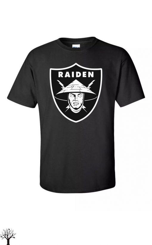 MK Raiden Inspired FootBall Team T-Shirt BC19