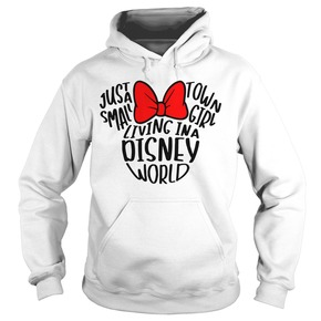 Minnie just a small town girl Hoodie BC19