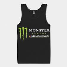 Monster Energy NASCAR Tank Top BC19