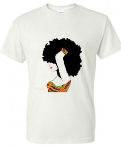Nubian Crown Afrocentric T-Shirt BC19