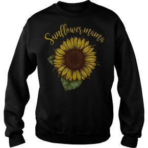 Official Sunflower Mama Sweatshirt BC19