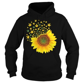 Official Sunflower Weed Hoodie BC19
