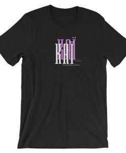 Pink Reflected Kaï T-Shirt BC19