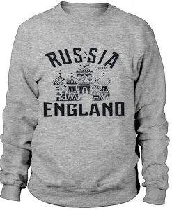 Rassia england - Sweatshirt