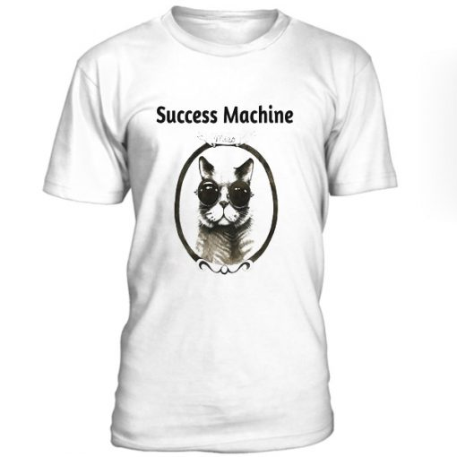 Success Machine T-Shirt BC19