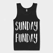 Sunday Funday Tank Top BC19