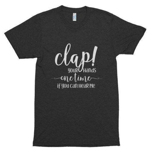 Teacher Short sleeve soft T-Shirt BC19