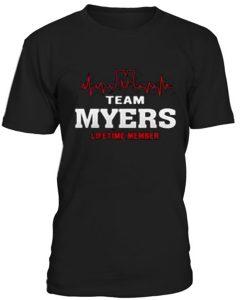 Team Myers T-Shirt AN01