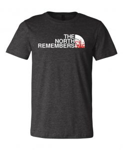 The North Remembers Got T-Shirt BC19