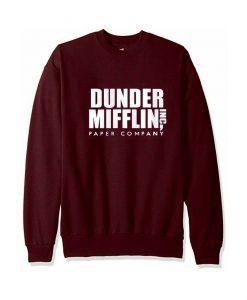 The Office Dunder Mifflin Crewneck Sweatshirt