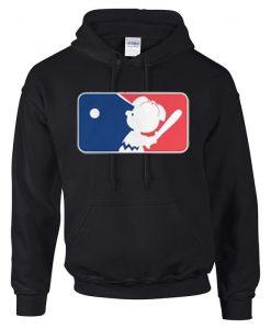The Peanuts Baseball League Hoodie BC19