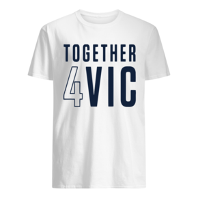 Together 4 Vic T-Shirt BC19