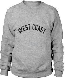 West coast -Sweatshirt