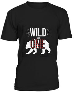 Wild One Birthday T-Shirt BC19