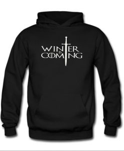 Winter is Coming GoT inspired adults unisex hoodie