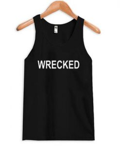 Wrecked Tank top BC19