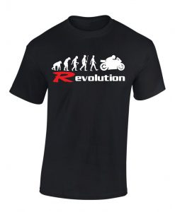 Yamaha Evolution r1 r6 MotorcycleT-shirt BC19