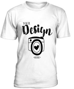Your Design T-Shirt BC19