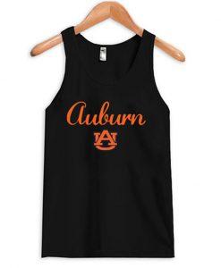 auburn logo tanktop BC19