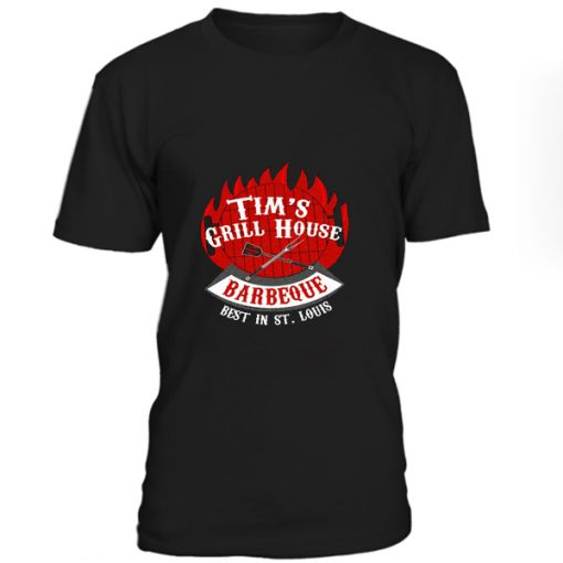 barbeque t-shirt grilling BC19