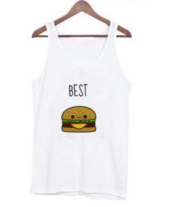 best burger tank top BC19